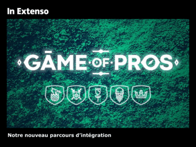 Game of pros - In Extenso Recrutement