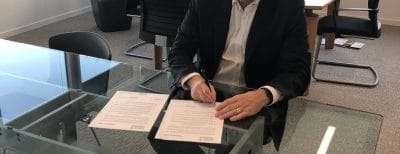 Signature de la Charte Diversité - In Extenso Recrutement